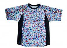 昇華印刷サッカーシャツ