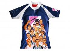 昇華印刷シャツ